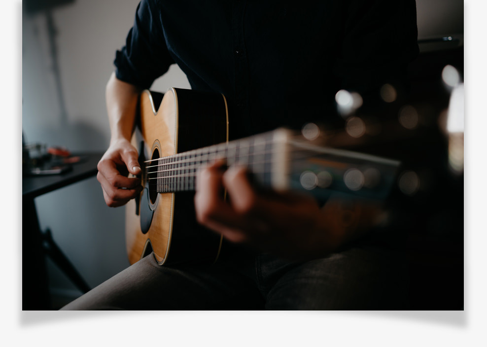 Paul Davids – Learn Practice Play 2 Guitar 2x